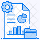 Data Management Seo Analytics Data Analytics Icon