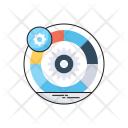 Data Management Processing Icon