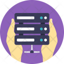 Data Manager Management Icon