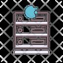 Data Management Platform Platform Data Management Icon