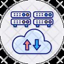Data Migration Backup Data Icon