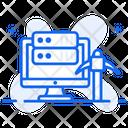 Data Mining Data Exploration Big Data Icon