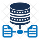 Data Mining Data Audit Data Processing Icon
