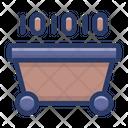 Data Mining Cart Icon