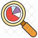 Data Monitoring Data Analysis Statistics Icon