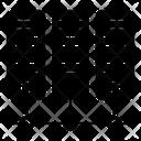 Data Network Database Mainframe Icon