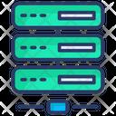 Computing Data Network Icon