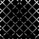 Data Network Icon