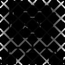 Data Network Information Icon