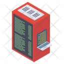 Data Network Server Icon