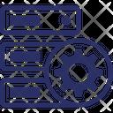 Data Optimization Icon