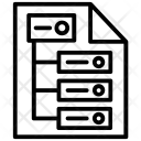 Data Organization Icon