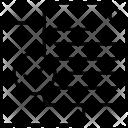 Data Organized Well Icon