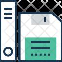 Data Organized Storage Icon