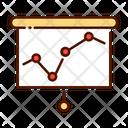 Data presentation Icon