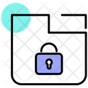 Data Privacy Data Protection File Protection Icon