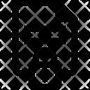 M Data Privacy Icon