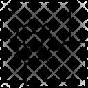 Data Process Technology Icon