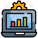 Data Processing File Processing Processing Data Icon