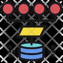 Product Management Database Icon