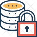 Data Protection Lock Icon