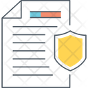 Data Protection Secure Data Secure Icon