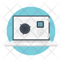 Computer Security Digital Icon
