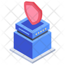 Data Protection Data Security Data Guard Icon