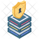 Data Protection Server Protection Secure Data Icon