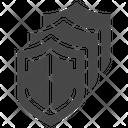 Data Privacy Data Protection Shield Icon