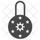 Data Privacy Data Protection Lock Icon