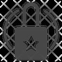 Data Privacy Data Protection Lock Icon