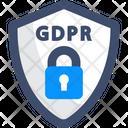 Shieldv Data Protection Gdpr Icon