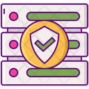 Data Protection Server Protection Server Security Icon