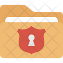 Data Protection Data Security Network Security Icon