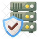Data Protection Database Security Sql Safety Icon