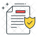 Mdata Protection Icon