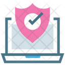 Lock Secure Save Icon