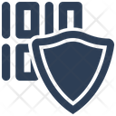 Code Data Protection Icon