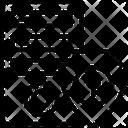 Data Protection Database Lock Icon
