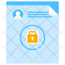 Data Protection Safety Icon