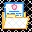 Data Protection Data Protection Icon