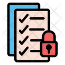 Data Protection Compliance Gdpr Icon