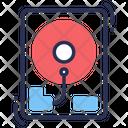 Data Record Icon