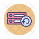 Backup Storage Recovery Icon