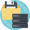 Backup Data Recovery Icon