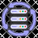 Data Reload Data Refresh Data Backup Icon