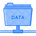 Data repository Icon