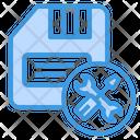 Data Restore Device Icon