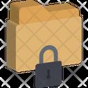 Data Safety Folder Security Locked Folder Icon